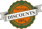 Storage discount rates for military