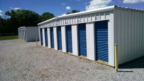 5x10 storage units are ideal for storing content from a small room - Montgomery, Alabama