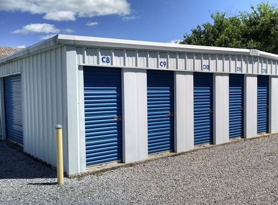 Temporary mini storage near Maxwell AFB