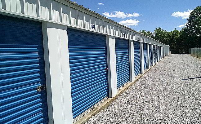 10 x 10 Storage Units near Maxwell AFB in Montgomery, Alabama