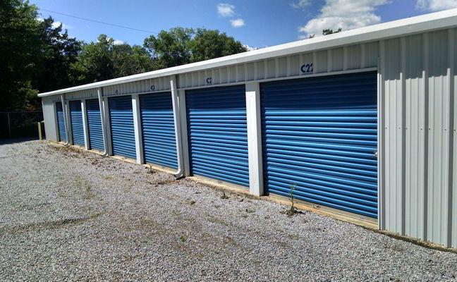 10' x 20' Self Storage Unit near Maxwell Air Force Base