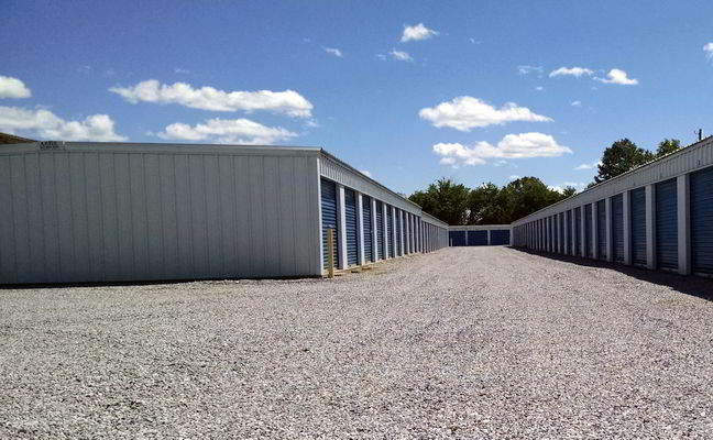 10 x 30 Self Service Storage Unit in Montgomery