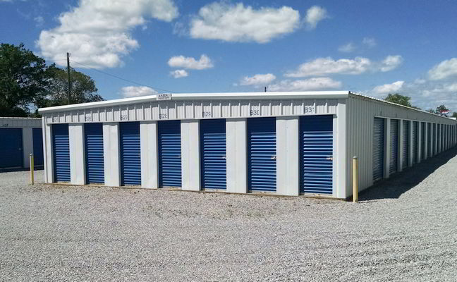 5 x 10 Mini Storage Unit in Montgomery, Alabama