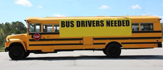 64 Passenger Yellow School Bus