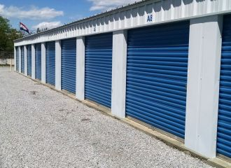 10 x 15 Medium Storage Unit Montgomery AL