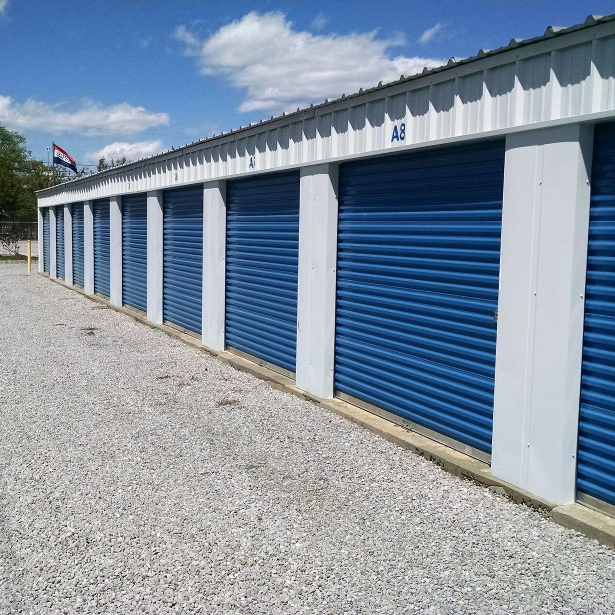 & 10×15 Units u2013 Montgomery AL   Maxwell Self Storage