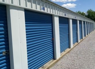10 x 10 Storage Units near Maxwell AFB in Montgomery, Alabama