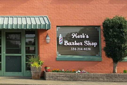 Barber Shop for Rent Montgomery AL